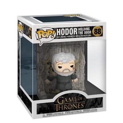 POP! Vinyl Deluxe: Game of Thrones - Hodor Holding the Door