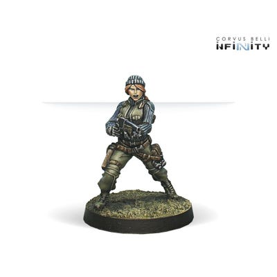 Uxia McNeill (Boarding Shotgun)