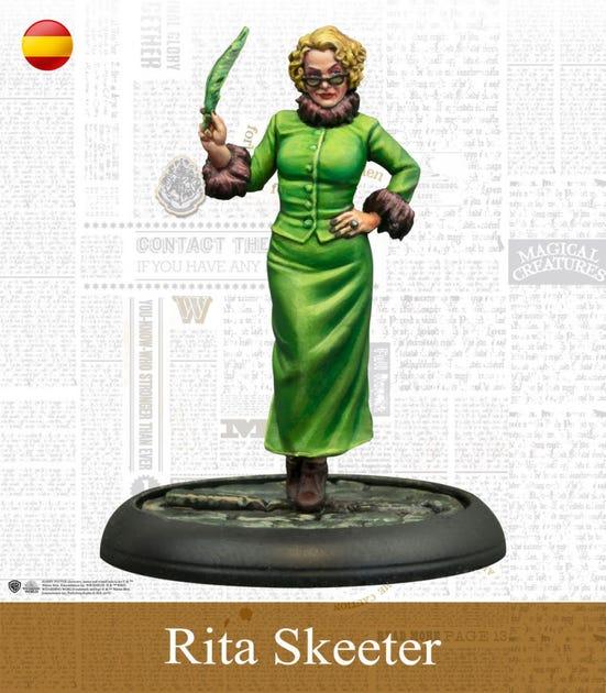 Rita Skeeter - Spanish