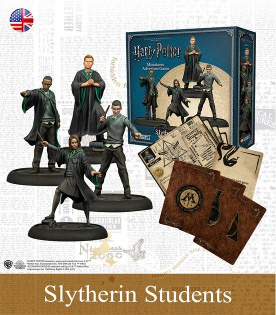 Slytherin Students