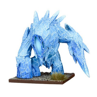 Northern Alliance Support Pack: Ice Elemental