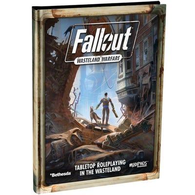 Fallout: Wasteland Warfare RPG Core Rulebook