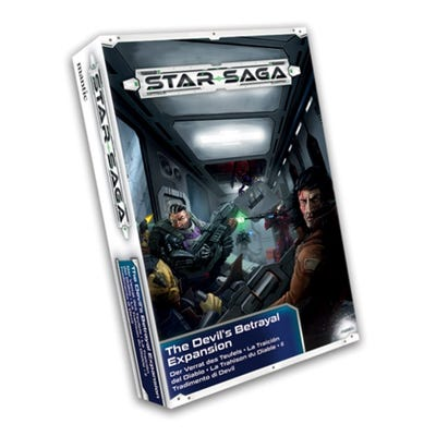 Star Saga: The Devil's Betrayal