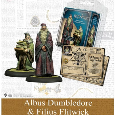 Dumbledore & Flitwick - Spanish