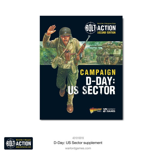 D-Day US Sector