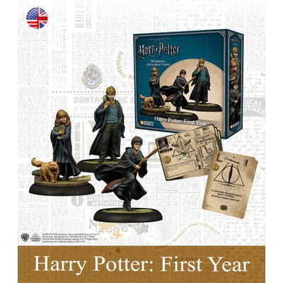 Harry Potter: First Year - English