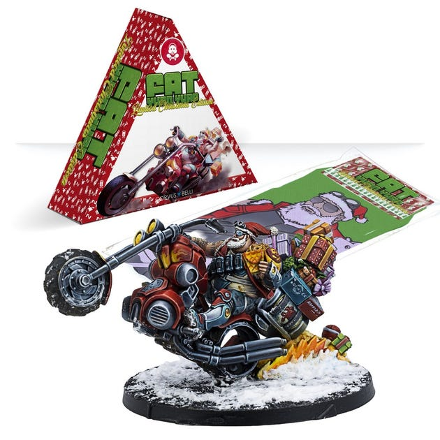 Fat Yuan Yuan, Limited Christmas Edition