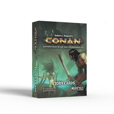 Conan: Story Cards