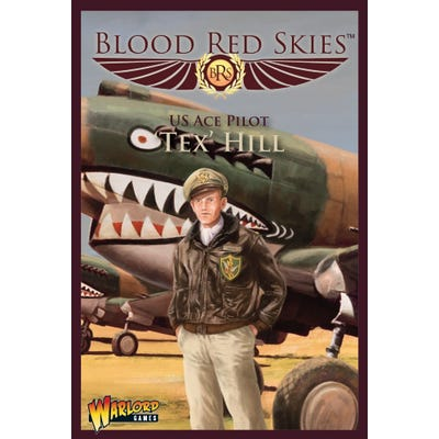 P-40 Warhawk Ace: 'Tex' Hill