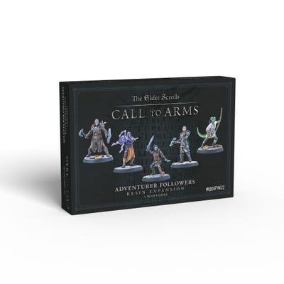 The Elder Scrolls: Call to Arms - Adventurer Followers