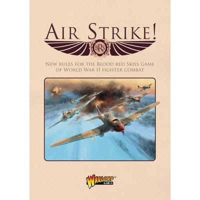 Blood Red Skies: Air Strike Supplement