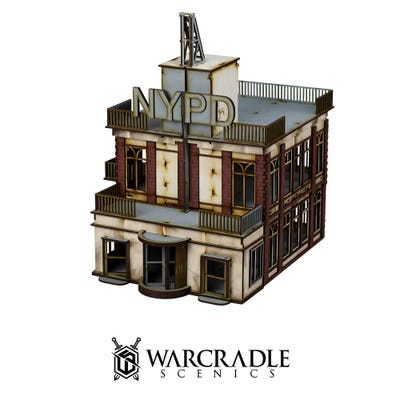 Super City - Tower Block