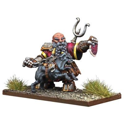 Dwarf Support Pack: Mastiff Packmaster