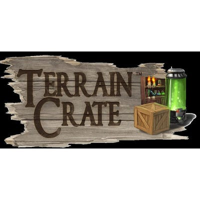 TerrainCrate: Battle-Damaged House