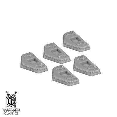 Hawker Industries Fighter Tokens x5