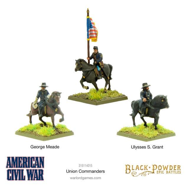 Black Powder Epic Battles: ACW Union Command
