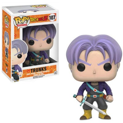 POP! Vinyl: Dragonball Z - Trunks