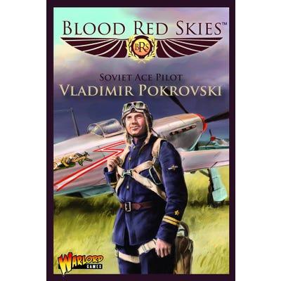 Yakolev Yak-1b Ace: Vladimir Pokrovsky