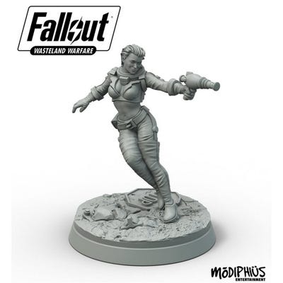 Fallout: Wasteland Warfare: Nuka Girl