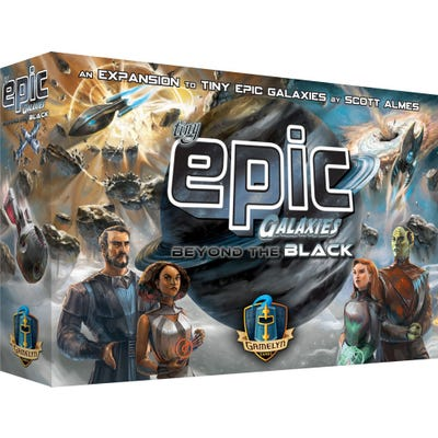 Beyond the Black: Tiny Epic Galaxies