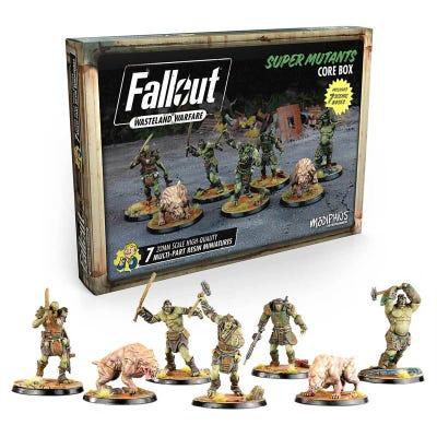 Fallout: Wasteland Warfare - Super Mutants Core Box