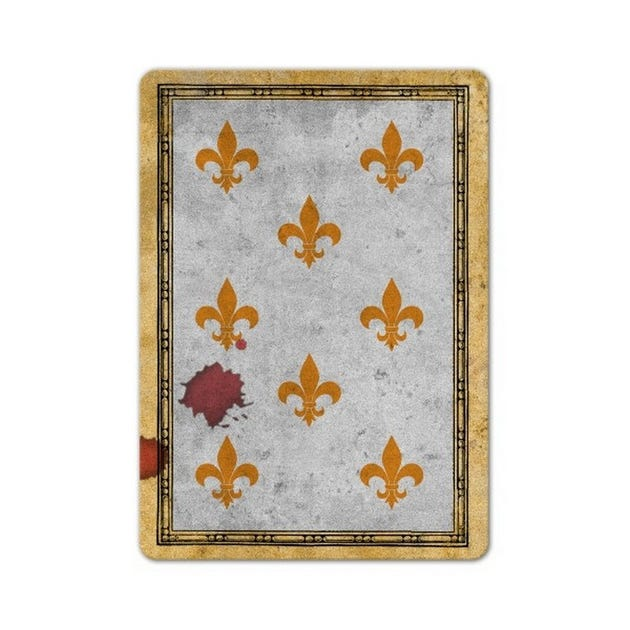 French Action Deck