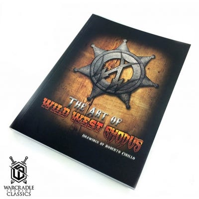 Warcradle Classics - Wild West Exodus Concept Art Book