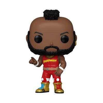 POP! Vinyl: WWE - Mr. T