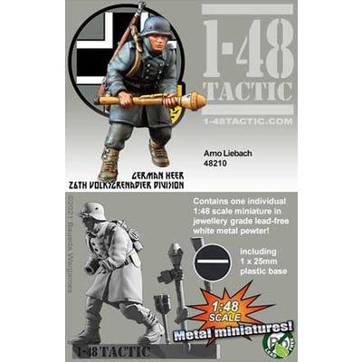 Arno Liebach - German 26th Volksgrenadier Division