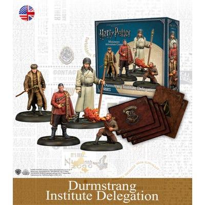Durmstrang Institute Delegation