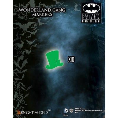 Wonderland Gang Markers