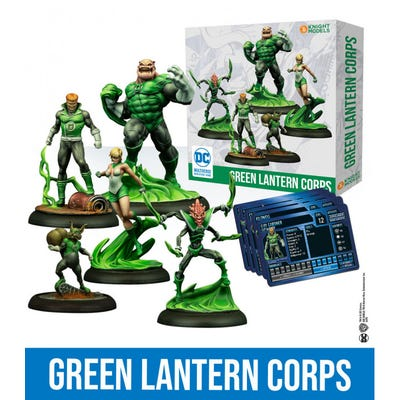 Green Lanterns Corps