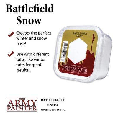 Battlefield Snow