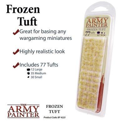 Frozen Tuft
