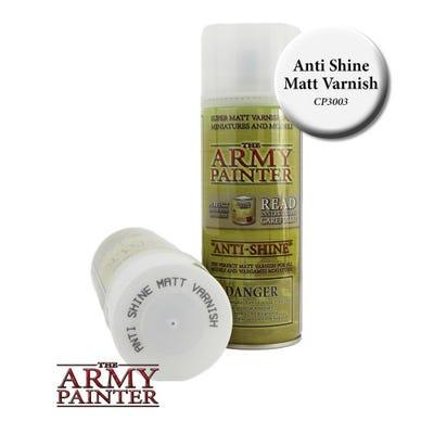 Base Primer - Anti-Shine, Matt Varnish