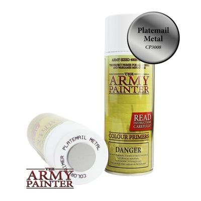 Colour Primer - Plate Mail Metal