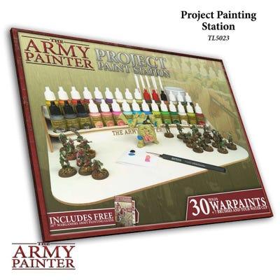 Project Paint Station