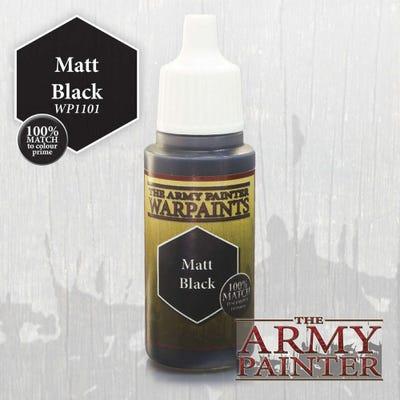 Warpaints : Matt Black
