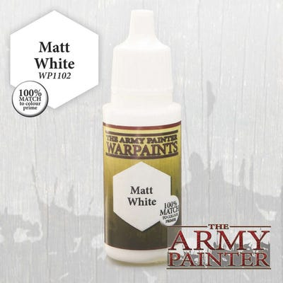 Warpaints : Matt White
