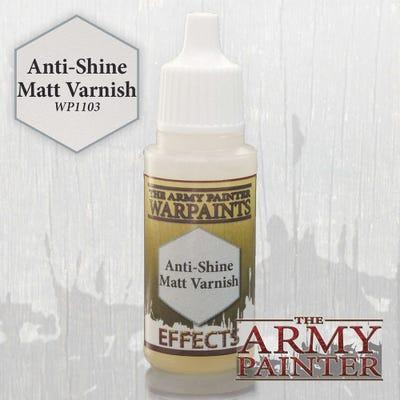 Warpaints : Anti-Shine Matt Varnish