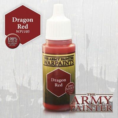 Warpaints: Dragon Red
