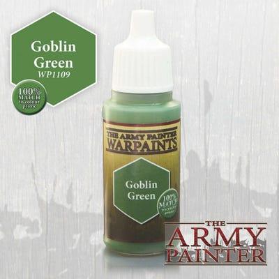 Warpaints: Goblin Green