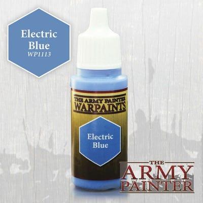 Warpaints: Electric Blue