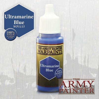 Warpaints: Ultramarine Blue