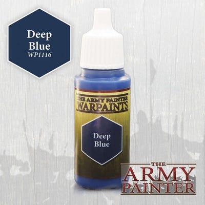 Warpaints: Deep Blue