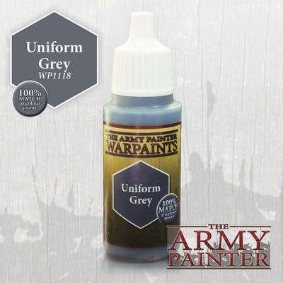 Warpaints: Uniform Grey