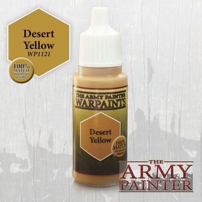 Warpaints: Desert Yellow