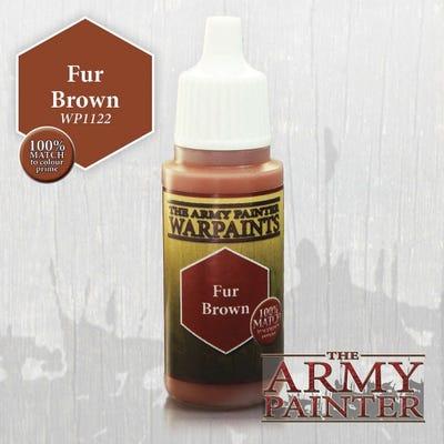 Warpaints: Fur Brown