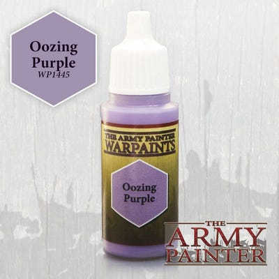 Oozing Purple