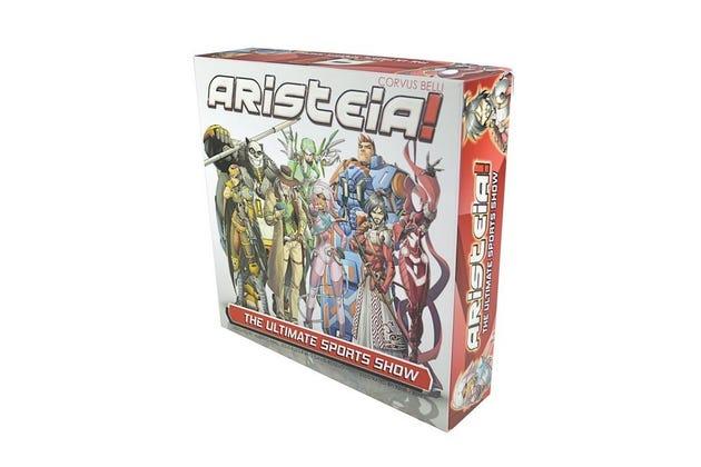 Aristeia! Core - French